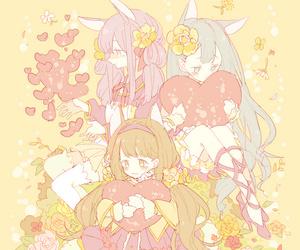 anime, loli, and anime girl image