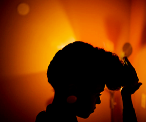 hair, janelle monae, and silhouette image