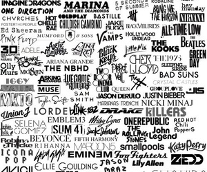 music, band, and lorde image