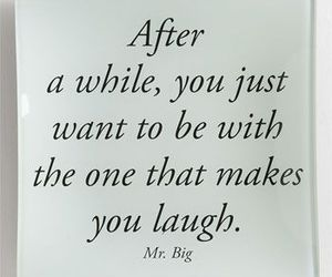 quotes, love, and laugh image