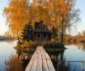 beauty, nature, and finland image