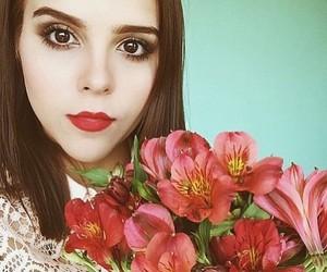 beautiful, makeup, and swag image