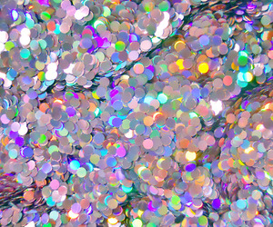 glitter, pink, and purple image