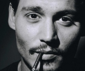johnny depp, actor, and man image