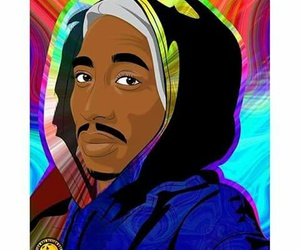 2pac and art image
