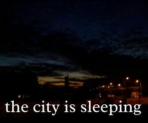 city, lights, and hungary image