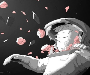 pearl, rose, and su image