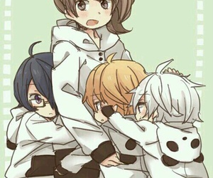 brothers conflict, anime, and kawaii image