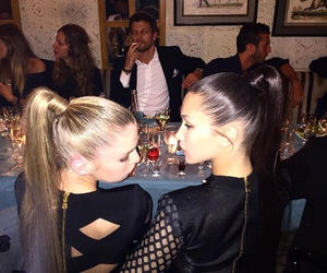 bella hadid and stella maxwell image