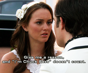 gossip girl and chuck bass image