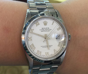 accessories, rolex, and watches image