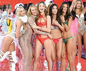 Victoria's Secret, Behati Prinsloo, and elsa hosk image