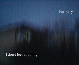 grunge, sorry, and feelings image