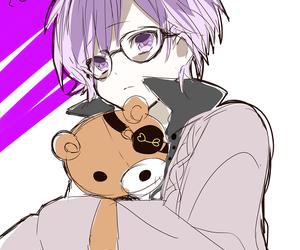 anime, diabolik lovers, and kanato sakamaki image