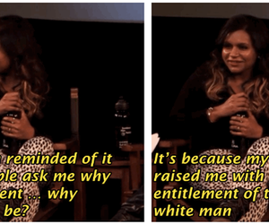 feminism, girl power, and mindy image