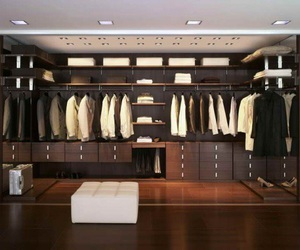 interior, clothes, and man image