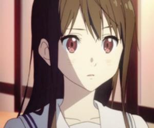 anime, anime girl, and kyokai no kanata image