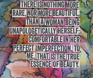 beauty, comfortable, and true image