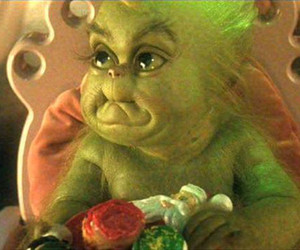 grinch, baby, and cute image