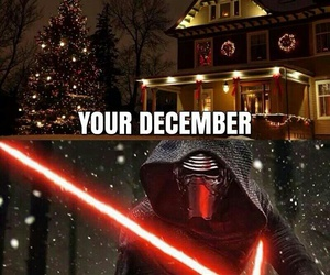 star wars and december image