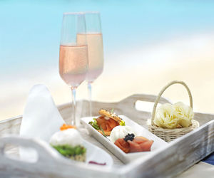 exotic, food, and resort image