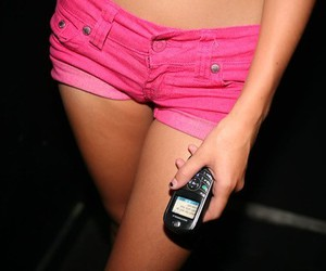 pink, shorts, and legs image