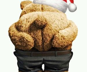 oso de navidad image