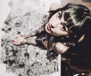 hannah snowdon, tattoo, and hannah sykes image