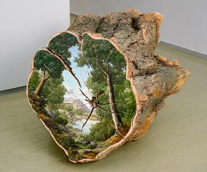 art and tree image