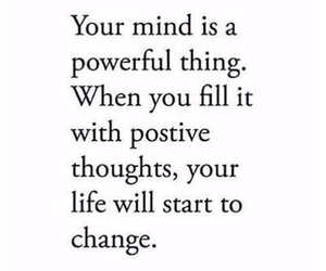 life, quote, and mind image