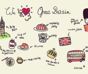 london, Big Ben, and Great Britain image