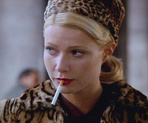gwyneth paltrow and smoking image