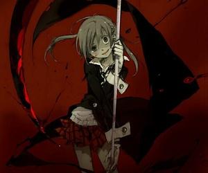soul eater, anime, and maka image