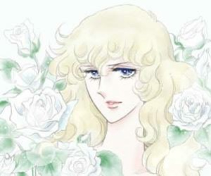lady oscar, rose of versailles, and rov image
