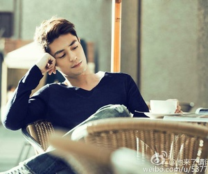 wallace huo image