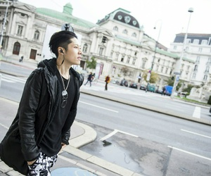 guitarist, japanese, and miyavi image