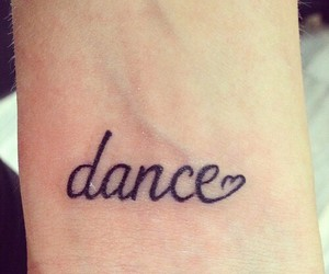 tattoo and dance image