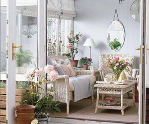 home, decor, and vintage image