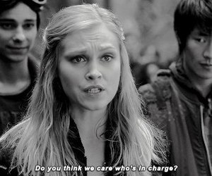 the hundred, the 100, and clarke griffin image