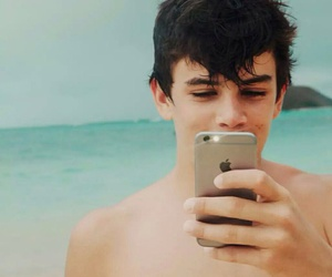 beach, sexy, and hayes grier image
