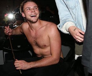shirtless, 5seconds of summer, and 5sos image