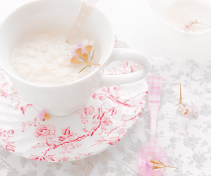 aesthetic, teacup, and girly image