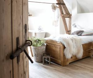 bedroom, country style, and cottage image