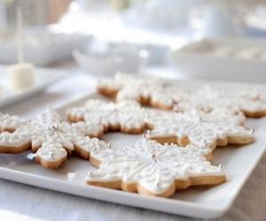 food, christmas, and Cookies image