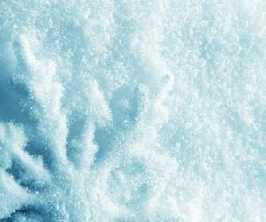 snow, christmas, and snowflake image