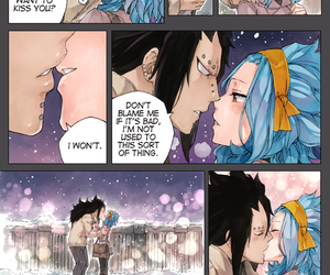 fairy tail, gajevy, and rboz image