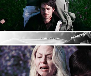cry, Jennifer Morrison, and once upon a time image