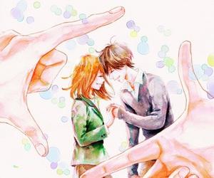 orange and love image