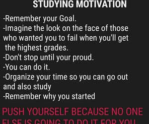 college, focus, and motivation image