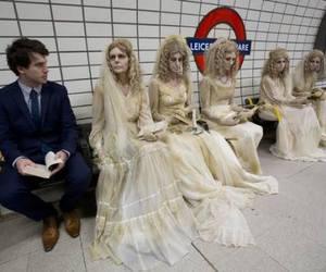 london, uk, and miss havisham image
